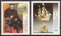 Bund MiNr. 3227/28 ** Schätze Aus Deutschen Museen - Nuovi