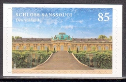 Bund MiNr. 3231 ** Burgen Und Schlösser - BRD