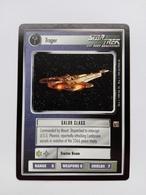 Star Trek CCG - Ships Cardassian - Trager (Rar) - Star Trek
