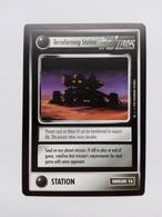 Star Trek CCG - Station – Terraforming Station (Rar) - Star Trek