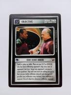 Star Trek CCG - Objective – Issue Secret Orders (Rar) - Star Trek