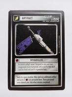 Star Trek CCG - Artifact – Cryosatellite (Rar) - Star Trek
