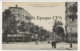 75 - TOUT PARIS 13 - #1338 - Rue De Tolbiac - Victoire De Clovis En 496 ++++ FF / F. FLEURY ++++ RARE - Arrondissement: 13