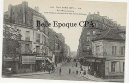 75 - TOUT PARIS 15 - #1554 - Rue Mademoiselle ++++ FF / F. FLEURY ++++ RARE - Arrondissement: 15
