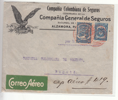 Colombia / Advertising / Scadta Airmail - Colombia