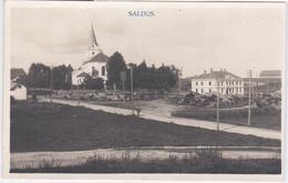 Latvia, Saldus, Church - Lettonie
