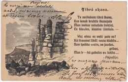 Latvia 1906 Elza Rozenberga - Aspazija, Poet Writer - Lettonie