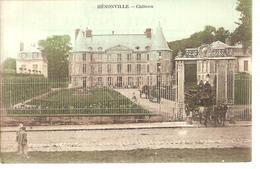 60 - Hénonville - Château - Autres Communes