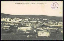 MAROC MAROKKO MOROCCO MARRUECOS   CPA VUE DE SETTAT - Marrakech