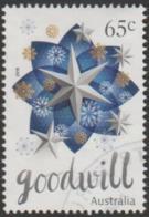 AUSTRALIA - USED 2016 65c Christmas - Goodwill - Usati