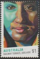 AUSTRALIA - USED 2016 $1.00 Street Art - Railway Terrace, Adelaide, South Australia - 2010-... Elizabeth II