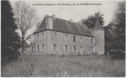 LE BUISSON - LE CHATEAU FALGUEYRAT-ST-CHAMASSY - 1928 - France