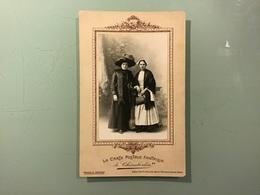 CARTES - PHOTOS - La Carte Postale Fantaisie De Chamberlain - Bld De Clichy - PARIS - Photos