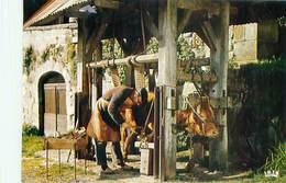 Metiers - Le Maréchal Ferrant -   Vache   B 591 - Craft