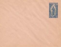 French Colonies Congo Cover Unused 25 - Congo - Brazzaville