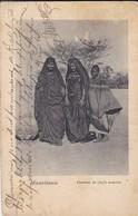 MAURITANIE--femmes De Chefs Maures---voir 2 Scans - Mauritanie