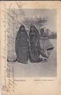 MAURITANIE--femmes De Chefs Maures---voir 2 Scans - Mauritania