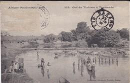 GUINEE--gué Du Tinkisso à TOUMANEA--afrique Occidentale--voir 2 Scans - Französisch-Guinea