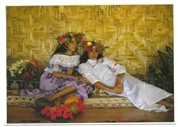 Tahiti Les Vahine De Tahiti Vous Feront Souvenir Des Ouevres De Gauguin Photo H. Gao - Tahiti