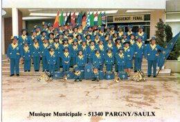 Pargny Sault Musique Municipale    CPM Ou CPSM - France
