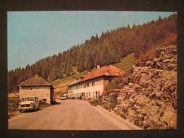 RARA RARE PENSIONE ALL'ANTICO TERMINE STRADA VALDASSA LAVARONE ASIAGO AUTO EPOCA VINTAGE CAR COITURE ( VICENZA ) - Italia