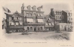 76 - ETRETAT - Châlets, Dépendances De L' Hôtel Hauville - Etretat