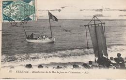 76 - ETRETAT - Bénédiction De La Mer Le Jour De L' Ascension - Etretat