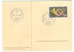 12817 - Postes Confédérales - Post