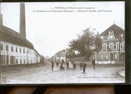 MERVILLE LA GARE             JLM - Autres Communes