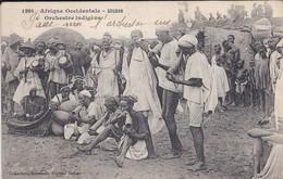 SOUDAN---RARE---orchestre Indigène--afrique Occidentale--voir 2 Scans - Soudan