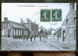 LIGNY EN CAMBRESIS              JLM - Autres Communes