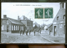 LIGNY EN CAMBRESIS              JLM - Francia