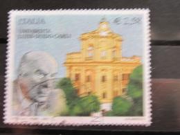 *ITALIA* USATI 2003 - UNIVERSITA' LUISS CARLI - SASSONE 2686 - LUSSO/FIOR DI STAMPA - 6. 1946-.. Repubblica