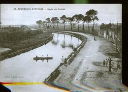 BOURBOURG LE CANAL          JLM                    SCANNEE TROP VITE - Autres Communes