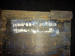 Caisse En Bois Ww2 Heeres Munition - Autres