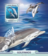 Guinea Bissau 2016   Fauna Dolphins - Guinea-Bissau