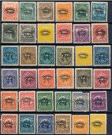 Stamps Salvador Mint - El Salvador