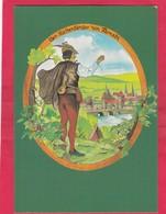 Modern Post Card Of Der Rattenfanger,Pied Piper,Hameln, Lower Saxony, Germany,L48. - Hameln (Pyrmont)