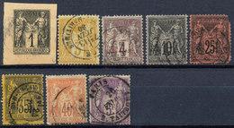 France 1878 - 1876-1878 Sage (Type I)