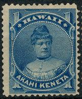 Stamp Hawaii Mint Lot1 - Hawaï