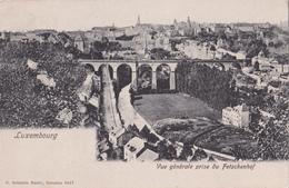 CPA Luxembourg - Vue Générale Prise Du Fetschenhof - Luxembourg - Ville