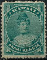 Stamp Hawaii Mint Lot4 - Hawaï