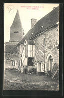 CPA Saint-Illiers-la-Ville, Ferme De L'Abbaye - France