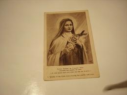 LISIEUX SAINTE THERESE - Saints
