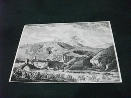 STORIA POSTALE  FRANCOBOLLO ITALIA BICENTENARIO DELLA NASCITA NAPOLEONE BONAPARTE BATTAGLIA DI MILLESIMO 1796 DA STAMPA - Altre Guerre