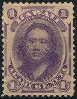 Stamp Hawaii Mint Lot6 - Hawaï