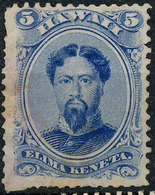 Stamp Hawaii Mint Lot7 - Hawaï
