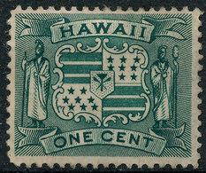 Stamp Hawaii Mint Lot8 - Hawaï