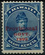 Stamp Hawaii Mint Lot9 - Hawaï