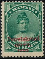 Stamp Hawaii Mint Lot10 - Hawaï